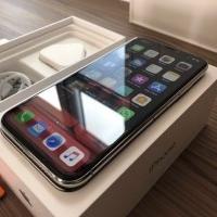 Nuevo original Apple iPhone X 256gb plata desbloqueado